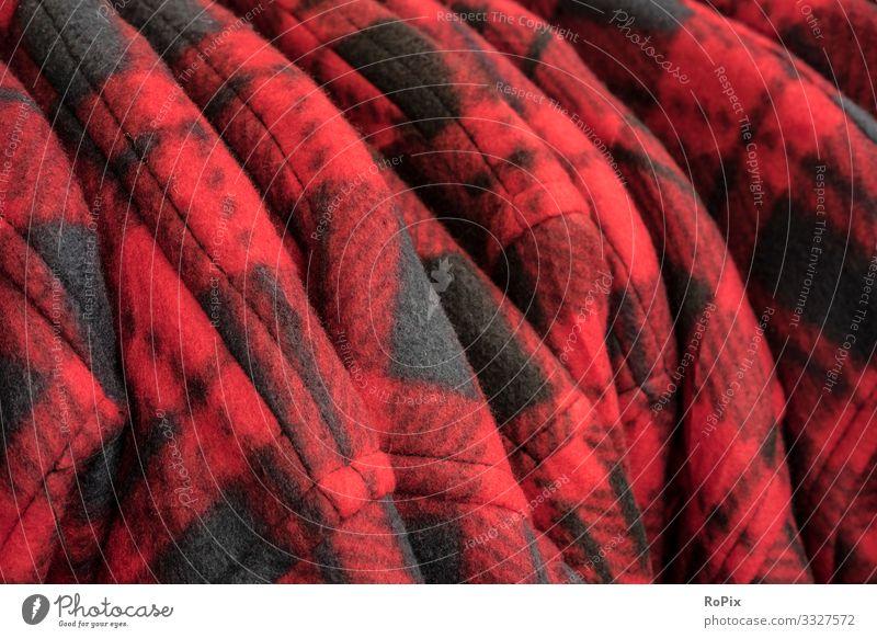 Lumberjack jackets.. Jacken kariert Kleidung Textil Zwirn Farbe rot Nähen Kunst art Kleider Einzelhandel clothes Kindheit Kreativität Schneider Freizeit Hobby