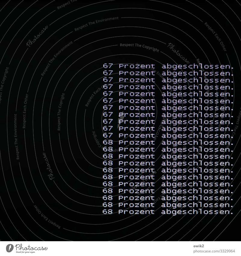 Geschriebenes   Meditation Computer Bildschirm Notebook Informationstechnologie Schriftzeichen Ziffern & Zahlen einfach viele Vertrauen Sicherheit geduldig