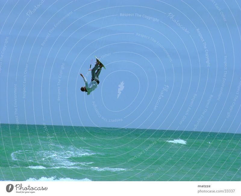 Dead Man Trick Extremsport Kite Boarding Kiting