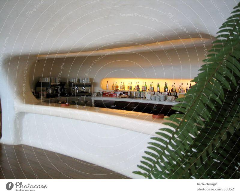 designerbar Architektur modern Getränk Bar Lanzarote Kanaren