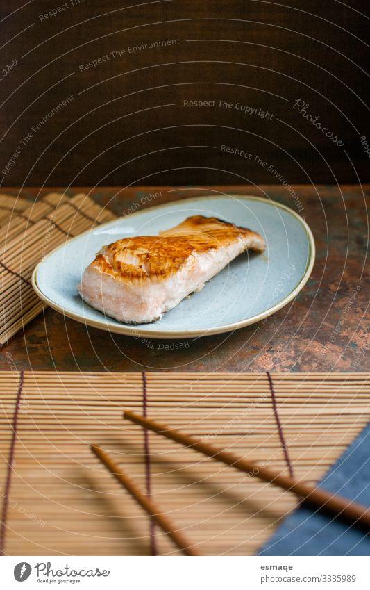 Asiatische Lebensmittelfotografie Fisch Dessert Ernährung Essen Abendessen Büffet Brunch Bioprodukte Diät Sushi Asiatische Küche Geschirr Teller Essstäbchen
