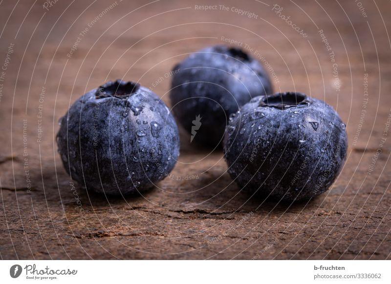 Heidelbeeren Lebensmittel Frucht Bioprodukte Vegetarische Ernährung Lifestyle kaufen Gesundheit Gesunde Ernährung Essen genießen frisch blau Blaubeeren Beeren