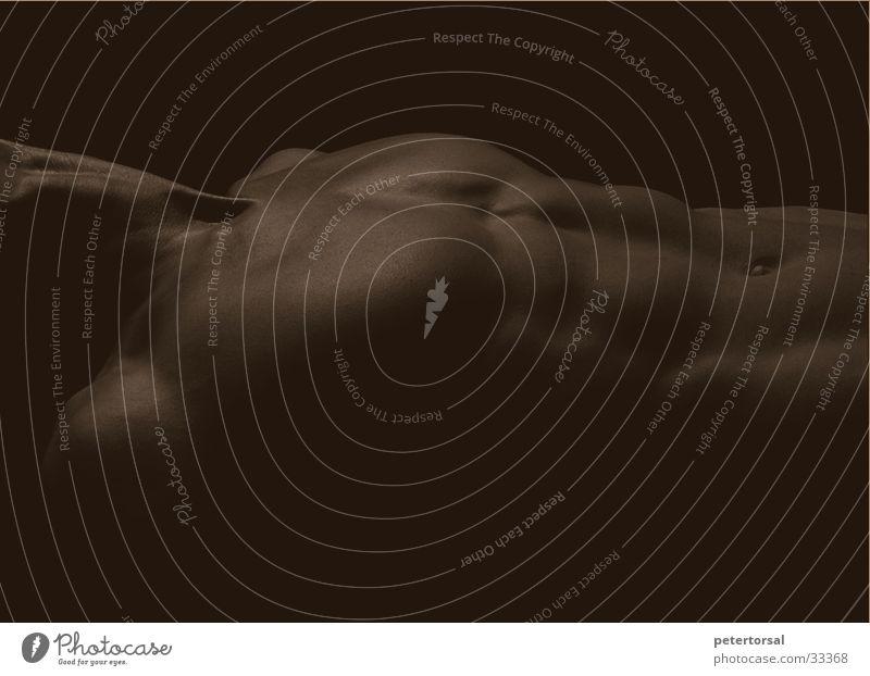 torsal.de: Teillicht Mensch Mann Erotik Sport maskulin Elektrizität Akt sportlich Muskulatur Sportler knackig Oberkörper Bauchmuskel Junger Mann Sixpack
