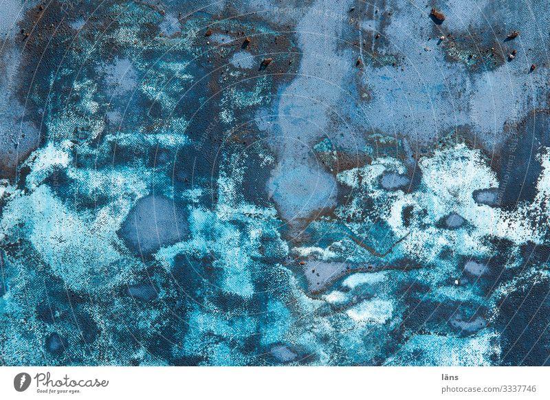 Maritimes Hamburg Hamburger Hafen blau einzigartig maritim Farbenspiel Farbenwelt Farbenmeer türkis Farbfoto Außenaufnahme Detailaufnahme abstrakt Muster