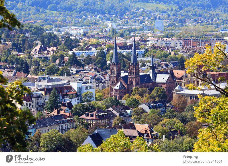 Freiburg Tourismus Ausflug Sightseeing Städtereise Stadt Altstadt Architektur Sehenswürdigkeit Wahrzeichen Denkmal historisch Ausflugsziel Baden-Württemberg