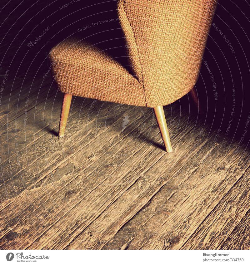WILHELMSBURG/ soulkitchenplatz gelb Innenarchitektur Holz Design retro Möbel Holzfußboden Sessel