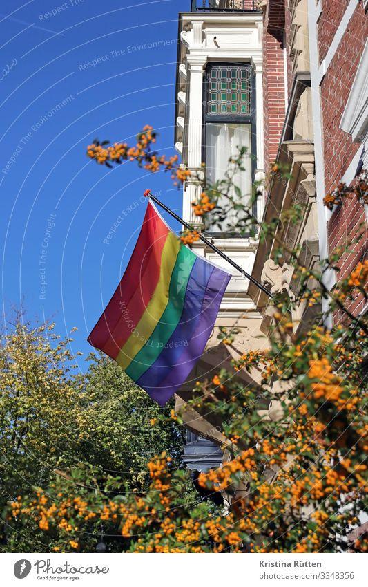 regenbohnenfahne Haus Dekoration & Verzierung Feste & Feiern Kultur Fahne Akzeptanz Liebe Toleranz Hoffnung Frieden gleich regenbogenfahne Regenbogenflagge