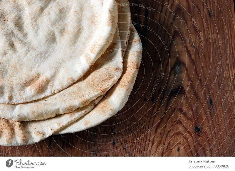 flatbread Lebensmittel Brot Ernährung frisch lecker Fladenbrot fladen libanesisch flach chubz khubz hefeteig lavas lavash backen einrollen essen Libanon Syrien