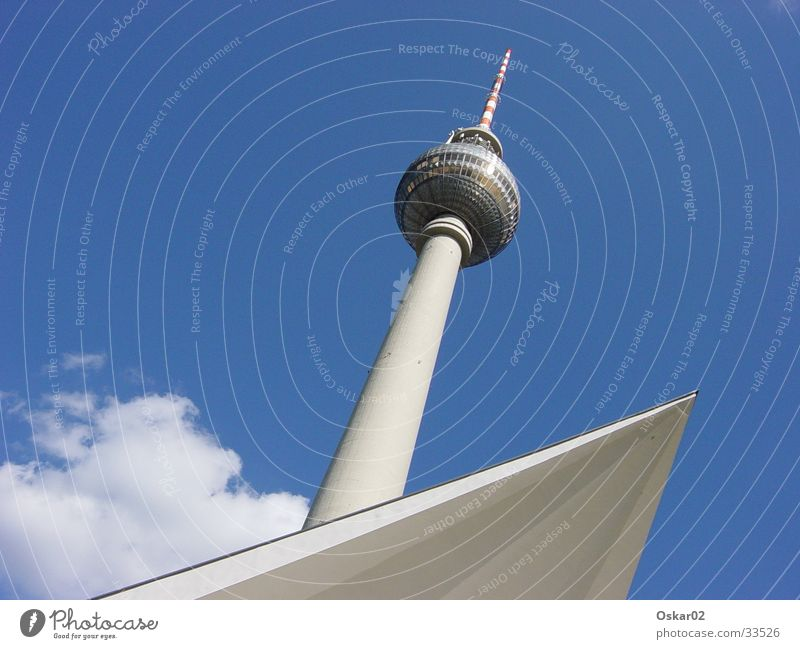 Alex Berlin Architektur Alexanderplatz