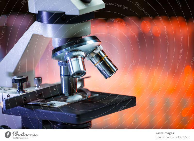Mikroskop Gesundheitswesen Medikament Wissenschaften Labor Prüfung & Examen Krankenhaus Werkzeug Technik & Technologie Tube entdecken Umwelt Instrument forschen