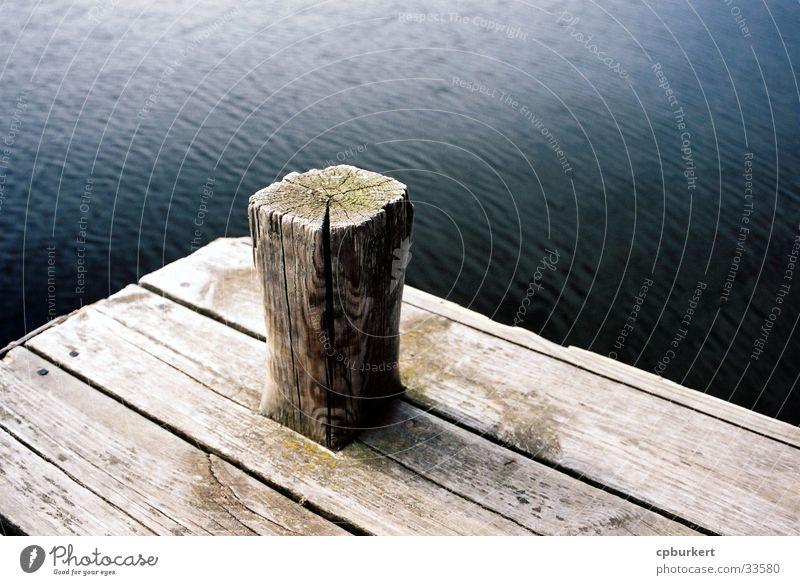 Bootssteg Wasser Holz Wasserfahrzeug Steg Schifffahrt Pfosten Skandinavien