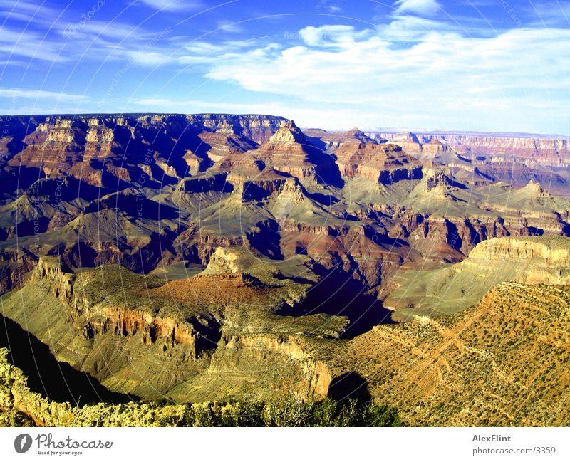 canyon Schlucht Landschaft USA