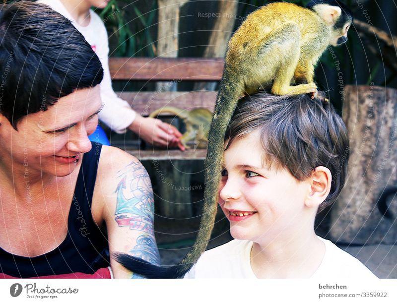 ähm, du übrigens... Ferien & Urlaub & Reisen Tourismus Ausflug Abenteuer Ferne Freiheit Kind Junge Frau Erwachsene Eltern Mutter Familie & Verwandtschaft
