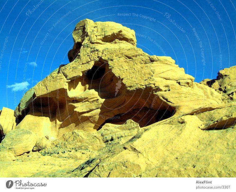 the rock Stein Felsen