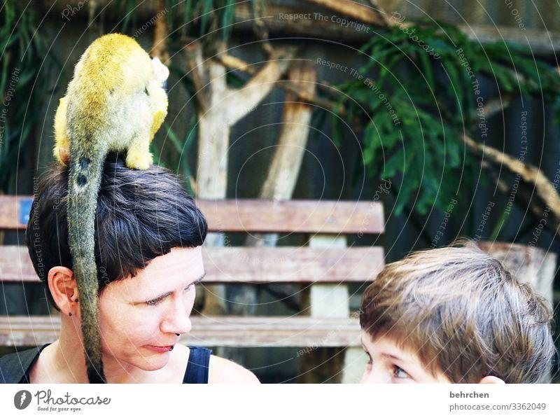 ähm, du hast... Ferien & Urlaub & Reisen Tourismus Ausflug Abenteuer Ferne Freiheit Kind Junge Frau Erwachsene Eltern Mutter Familie & Verwandtschaft Kindheit
