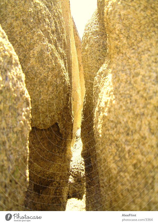 feslspalte Stein Spalte Felsen
