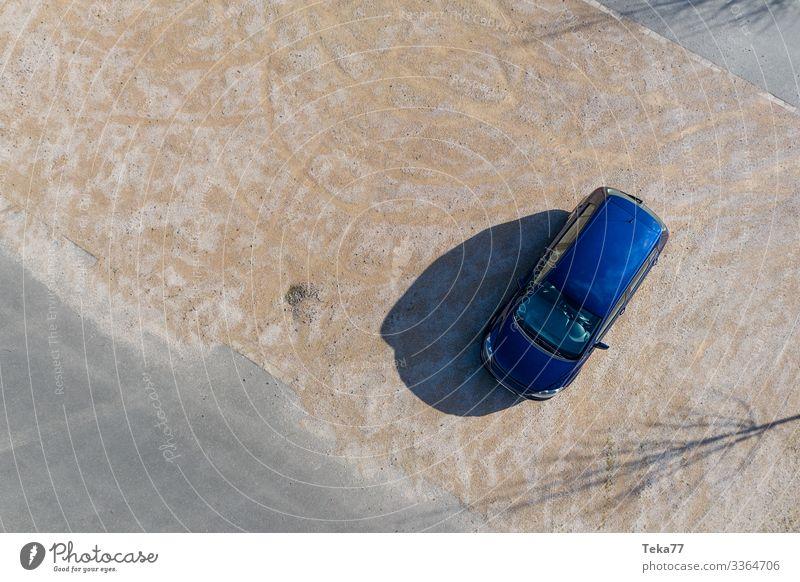 #Auto von Oben #3 Verkehr Verkehrsmittel Verkehrswege Personenverkehr Autofahren ästhetisch auto Parkplatz Farbfoto Außenaufnahme Luftaufnahme