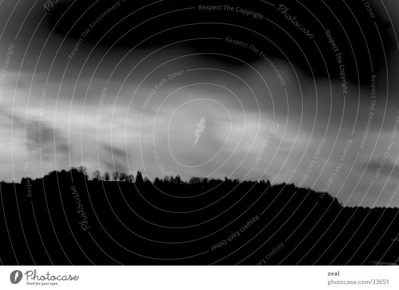 ::.. armageddon @2..:: dunkel Infrarotaufnahme Berge u. Gebirge untergangsstimmung Landschaft Gewitter Filter