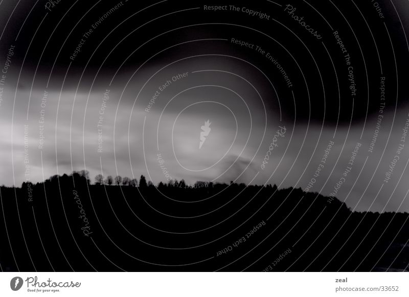 ::.. armageddon #1 ..:: dunkel Berge u. Gebirge Landschaft Gewitter Filter Infrarotaufnahme