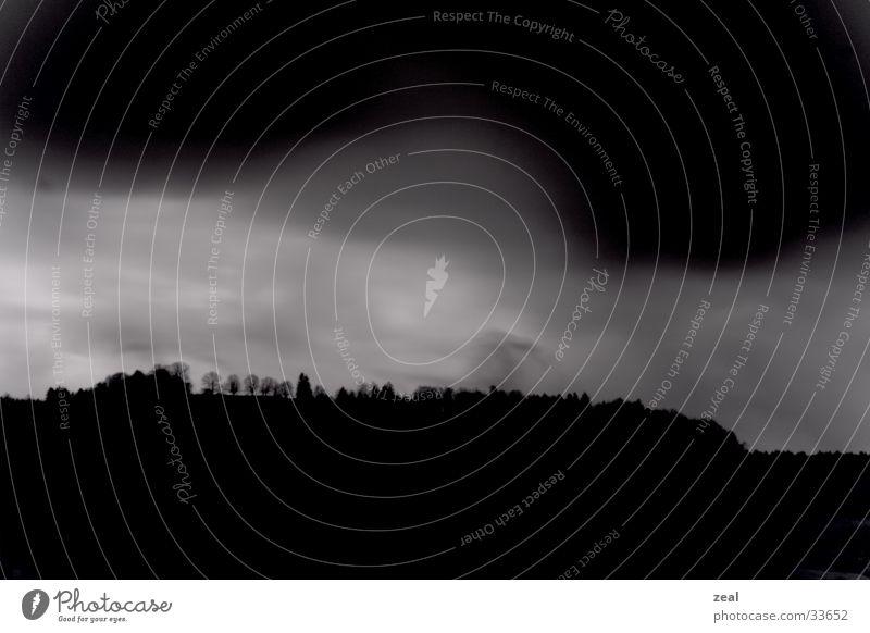 ::.. armageddon #1 ..:: dunkel Infrarotaufnahme Berge u. Gebirge Landschaft Filter Gewitter
