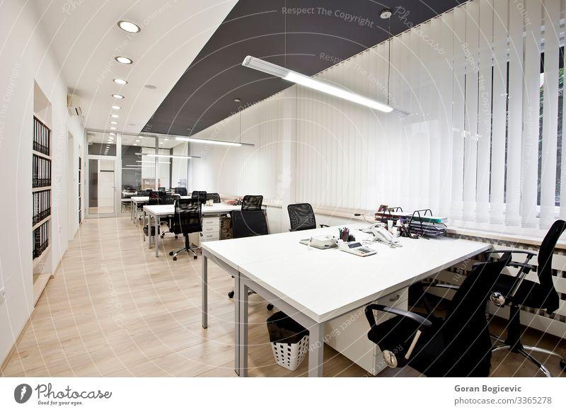 Modernes Büro Reichtum elegant Stil Design Innenarchitektur Möbel Schreibtisch Stuhl Tisch Klassenraum Arbeit & Erwerbstätigkeit Business Mittelstand Bildschirm