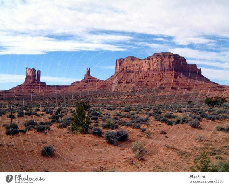 wild-wild-west Natur USA Landschaft berümt
