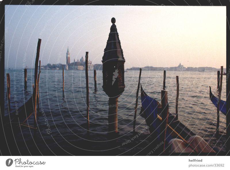 november in venedig Stimmung Europa Italien Venedig November