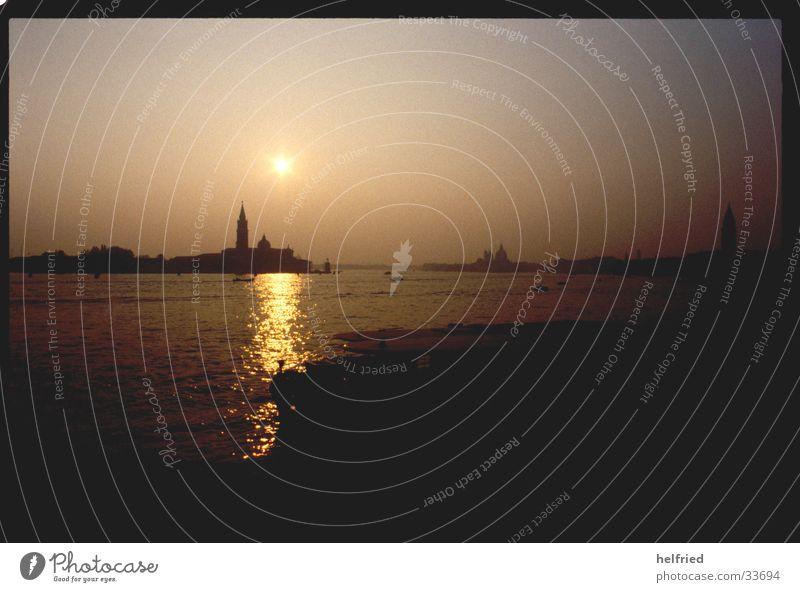 isola giudecca Stimmung Europa Italien Venedig November
