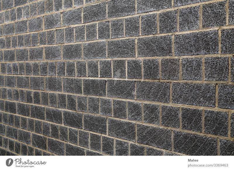 Garagenwand abstrakt Kunst Hintergrundbild schwarz Gebäude Kreativität Design Teile u. Stücke Wohnung Grafik u. Illustration Linie modern Dinge einfach