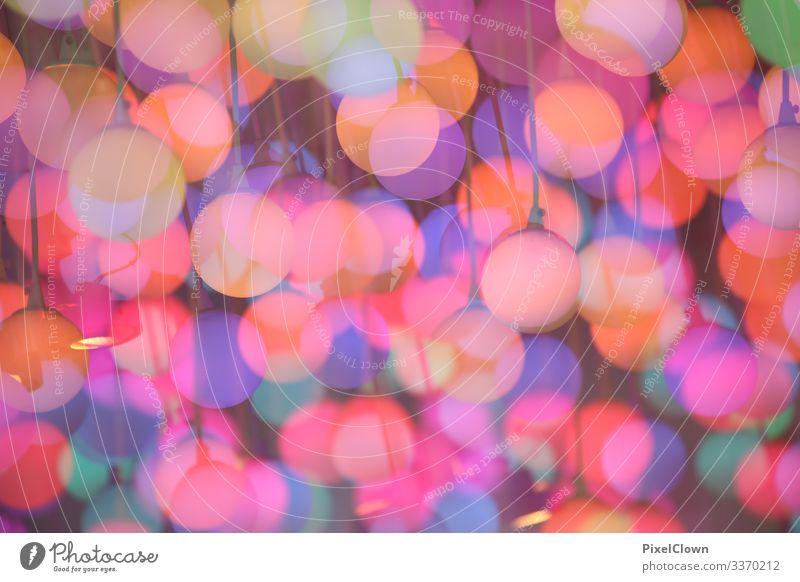 Alles so schön bunt hier Lifestyle Stil Design exotisch Kunst Tanzveranstaltung Kultur leuchten Tanzen mehrfarbig rosa Freude Lebensfreude Außenaufnahme