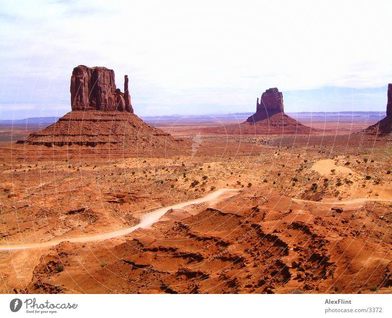 amerika-reise 11 Denkmal Valley USA Ferien & Urlaub & Reisen