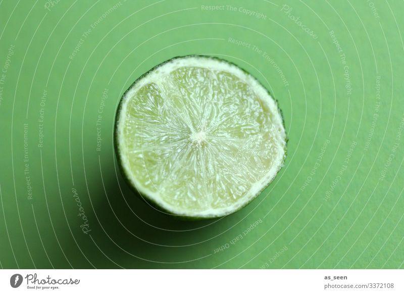 Limette Lebensmittel Frucht Limone Ernährung Büffet Brunch Bioprodukte Vegetarische Ernährung Getränk Limonade Zitronensaft Limettenscheibe Zitroneneis