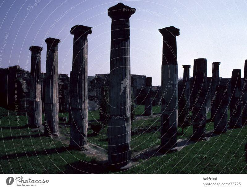pompeiji Europa Italien historisch Römerzeit Pompei