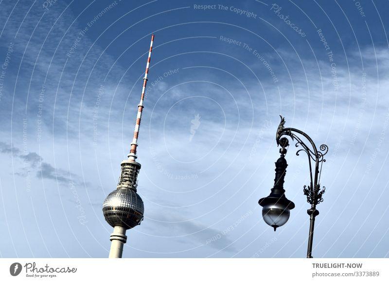 Im Lauf der Zeit, gepflegt... Lifestyle Stil Design Ferien & Urlaub & Reisen Tourismus Ferne Freiheit Sightseeing Städtereise Berliner Fernsehturm Berlin-Mitte