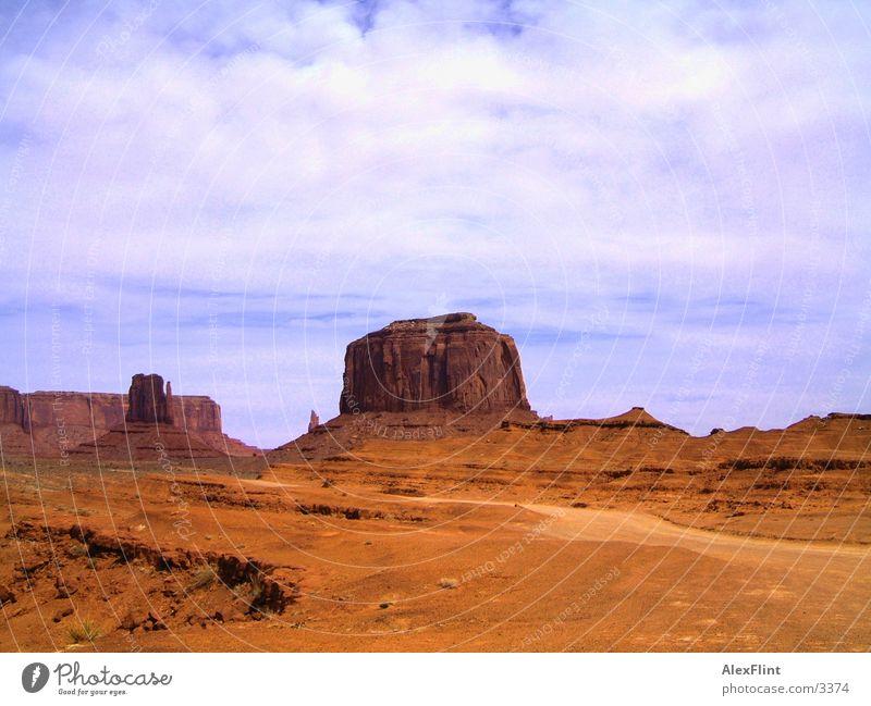 amerika-reise10 Denkmal Valley USA Ferien & Urlaub & Reisen