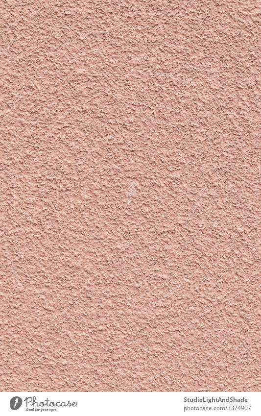 Strukturierte rosa Wand gemalt Stein Hintergrund Textur abstrakt Oberfläche staubig-rosa Pastell Beton texturiert körnig elegant feminin Detailaufnahme