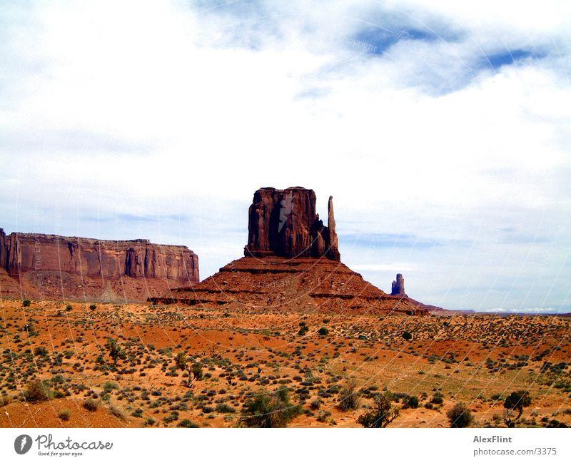amerika-reise13 Denkmal Valley USA Ferien & Urlaub & Reisen
