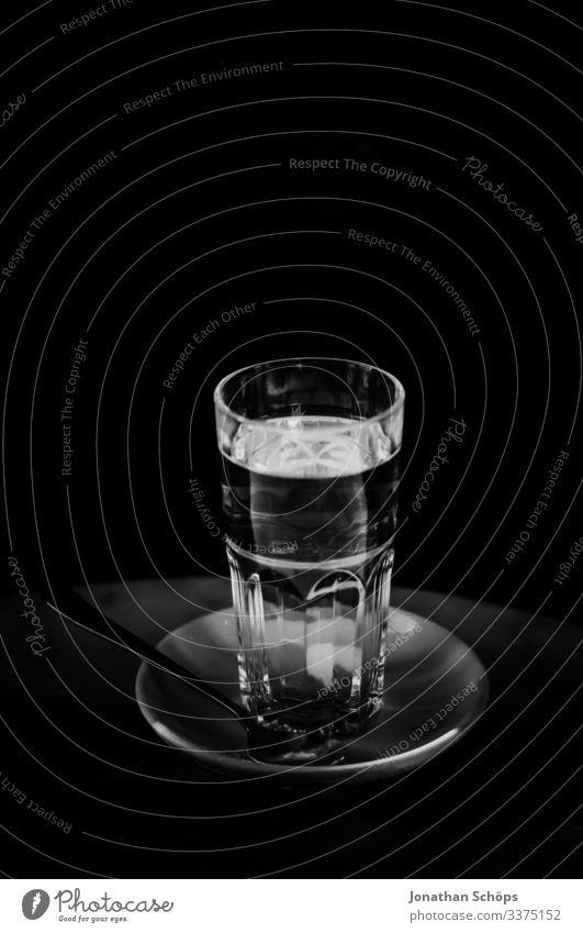 Minimale schwarze Textur des Hintergrundglases Abstrakter schwarzer Hintergrund Schwarze Textur Glas Minimales Schwarz Minimalismus Minimalistisches Schwarz