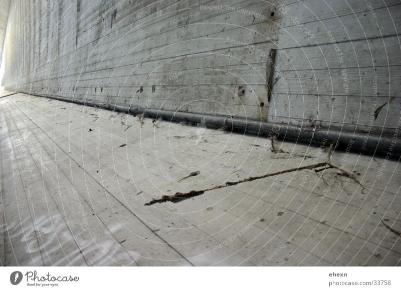 Beton Brücke Hintergrundbild Industrie verrückt dreckig Strukturen & Formen