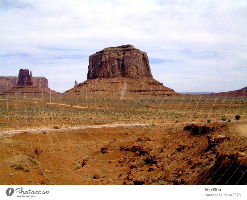 amerika-reise12 Denkmal Valley USA Ferien & Urlaub & Reisen