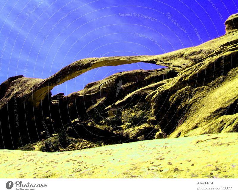 amerika-reise5 Berge u. Gebirge Amerika Kalkstein
