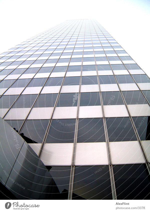 wolkenkratzer Gebäude Architektur Hochhaus modern Gewächshaus