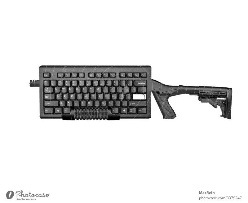 Darknet Tastatur Computermaus Hardware Software Technik & Technologie Internet Zeichen Schriftzeichen Kugel Netzwerk schreiben Aggression Unendlichkeit gruselig