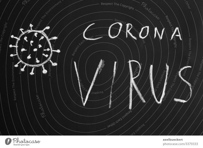 Coronavirus Corona Virus Covid-19 Gesundheit Gesundheitswesen Krankheit einfach bedrohlich Krise Todesangst Risiko corona coronavirus Grafik u. Illustration