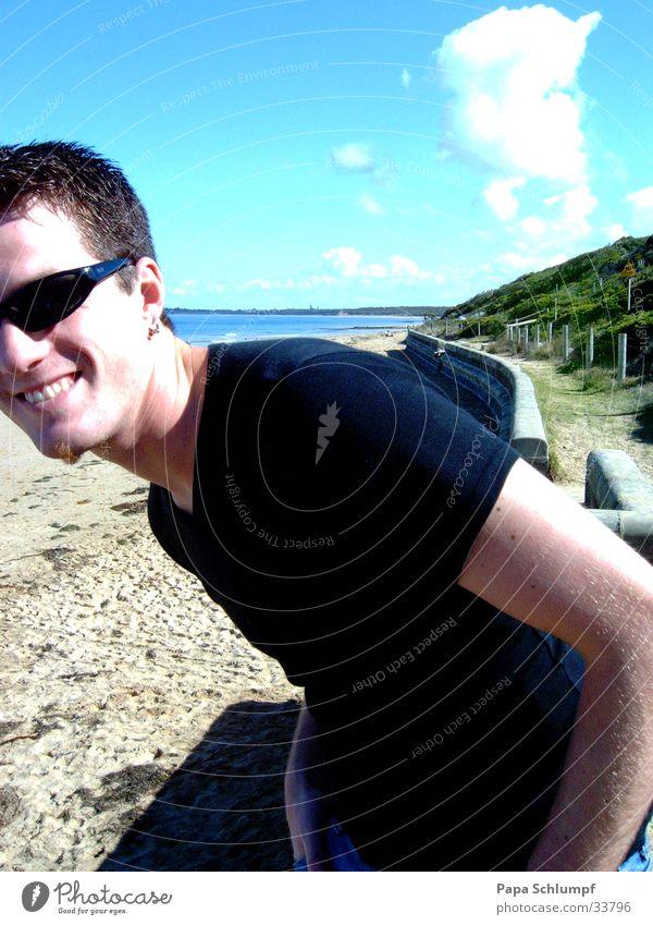 Great-Ocean-Road-1 Great Ocean Road Australien Küste Strand Meer grinsen Ausflug Melbourne Bay Bucht Sand Sonne