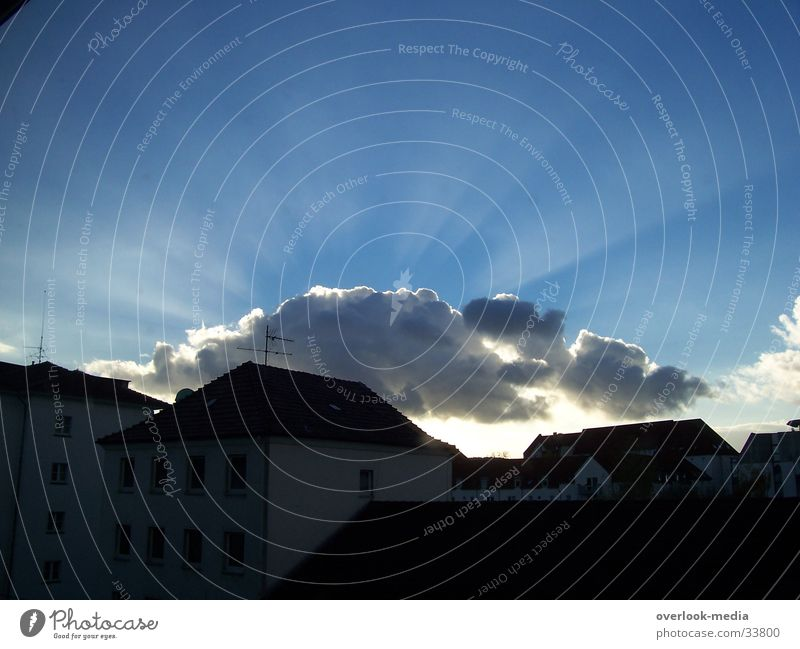 die erleuchtung Himmel Sonne Wolken Leben Zufriedenheit Beleuchtung Aussehen Gott Schicksal Götter Religion & Glaube Exklusivität