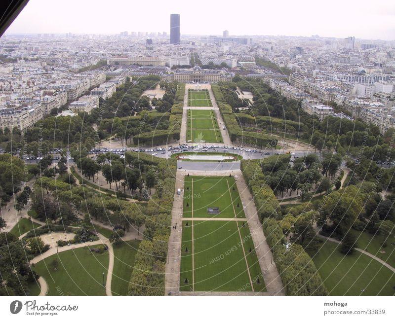 Paris Tour d'Eiffel Park Europa