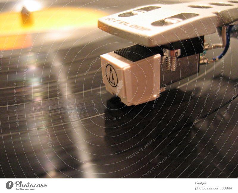 tone Technik & Technologie Tonabnehmer Schallplatte Plattenspieler Elektrisches Gerät