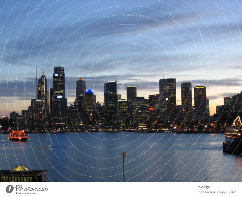Skyline von Sydney Australien