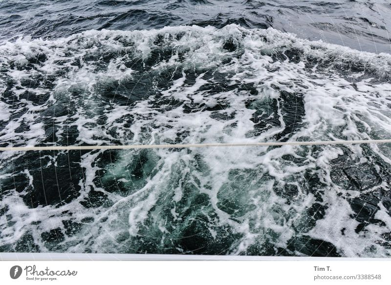 die Ostsee Segeln Wasser Meer Wellen